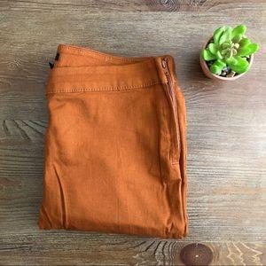 Burnt Orange Pants